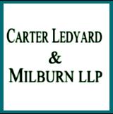Carter Ledyard & Milburn LLP